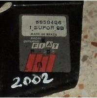 2002 -  5959496 STAFFA SUPPORTO PARAURTI FIAT 127