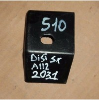 2031 - STAFFA SUPPORTO PARAURTI DISTANZIALE -  ANTERIORE SINISTRO SX A112 112