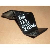 2034 - STAFFA SUPPORTO PARAURTI -  FIAT 127 DIESEL