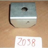 2038 - STAFFA SUPPORTO PARAURTI DISTANZIALE -  FIAT