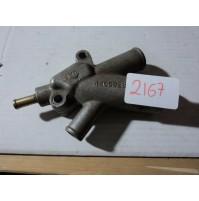 2067 - FLANGIA TERMOSTATO 4466828 ORIGINALE FIAT