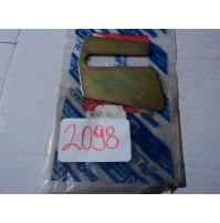 2098 - PIASTRA ORIGINALE FIAT 4640332