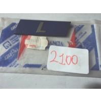 2100 - 7776141 SCRITTA EMBLEM STEMMA ORIGINALE FIAT