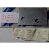 2153 - PIASTRA ORIGINALE FIAT 7610204
