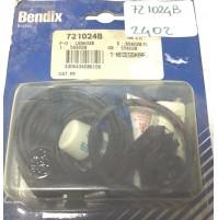 2402 - KIT GOMMINI REVISIONE PINZA BENDIX 721024B - 556028 RENAULT 19 SUPER 5
