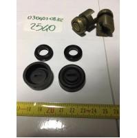 2540 - KIT riparazione REVISIONE GOMMINI 03.0401-0820.2 FRENO POST BMW 5 E28