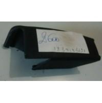 2600 - MERCEDES CLASSE S W126 - PLASTICA 1239193620 SEDILE BLU