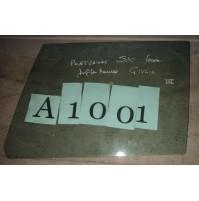 A1001 - VETRO SCENDENTE POSTERIORE SINISTRO SX ALFA ROMEO GIULIA VERDE
