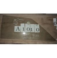 A1010 - VETRO SCENDENTE anteriore DESTRO DX - SEAT IBIZA