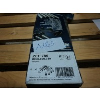 A1203 - KIT CAVI CANDELE ZEF 789 - 0300.890.789 BERU PEUGEOT