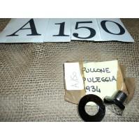 A150 - BULLONE PULEGGIA CROMATI VOLKSWAGEN MAGGIOLONE MAGGIOLINO