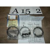 A152 - fasce elastiche 83mm 2,5 2,5 4 VOLKSWAGEN MAGGIOLONE MAGGIOLINO T1 T2