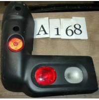 A168 - CANTONALE POSTERIORE PARAURTI SINISTRO COMPLETO