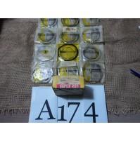 A174 - FASCE ELASTICHE SUPER ROD VOLKSWAGEN 1.5 83MM 2,5 2,5 4