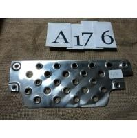 A176 - PEDANA SALITA IN ACCIAIO INOX FIAT OM IVECO
