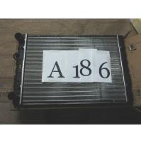 A186 - RADIATORE RAFFREDDAMENTO MOTORE VOLKSWAGEN JETTA GOLF 3 III 1.400