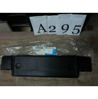 A295 - PORTA TARGA AUDI 80 PLASTICA