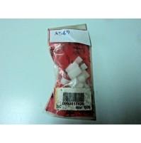 A549 - KIT SERIE CLIPS ORIGINALI ALFA ROMEO 60617435