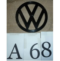 A68 - 0440 - LOGO SCRITTA STEMMA EMBLEM VOLKSWAGEN T2 BUS VW