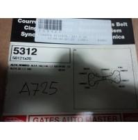 A725 - CINGHIA DISTRIBUZIONE ALFA 145 146 33 1.7 5312 - 58121X20