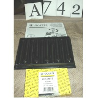A742 - 22-51107B - SERIE KIT BULLONI TESTA M10 X 1.50 X 117  RENAULT MEGANE CLIO