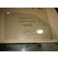 A935 - VETRO SCENDENTE ANTERIORE destro lancia delta
