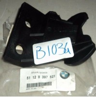 B1034 - ORIGINALE BMW e36 z3 SUPPORTO PARAURTI POSTERIORE SINISTRO 51128397521