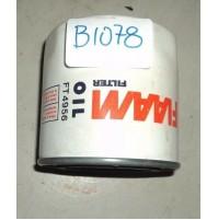 B1078 - FILTRO OLIO FT4956 RENAULT 21 ESPACE