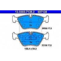 B1115 - 13.0460-7138.2 ATE - KIT PASTIGLIE PASTICCHE FRENO JAGUAR XK8 XJS XJ