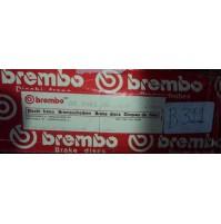 B311 - BREMBO 09.2942.10 Coppia dischi freno Ford FIESTA I e II