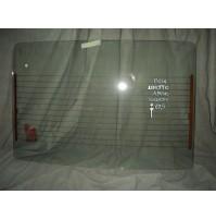 B414 - LUNOTTO VETRO POSTERIORE ALFA ROMEO ALFA SUD SICURVIS 67.5cm