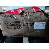 B553 - COPPIA DISCHI FRENO BMW 528 VENTILATI 284mm DDF175 -