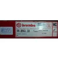 B555 - DISCO FRENO BREMBO 09.8961.10 ANTERIORE BMW E39
