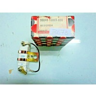 B678 - JAGUAR E-Type Serie 2  XJ6 SERIE 1 & 2 AL 77 ACCENSIONE resistore zavorra