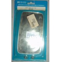 B994 - SPECCHIETTO VETRO SPECCHIO ESTERNO - DESTRO DX - SEAT IBIZA DAL 1992 92