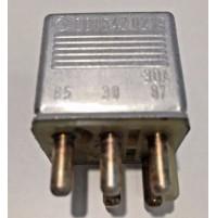 C03CZ - RELE RELAIS ORIGINALE MERCEDES W126 - 0015420219 - 12V 20A/30A