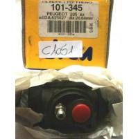 C1051 - 101-345 CILINDRETTO FRENO PEUGEOT 205 SINISTRO SX