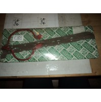 C821 - GUARNIZIONE COPPA OLIO SPESSO 49988 FORD ESCORT 1300