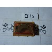 D114 - PUNTINE PLATINE SPINTEROGENO 1237013027 FORD TRANSIT VOLVO 544 P210 P211