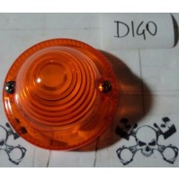 D140 - 0203300 PLASTICA ARANCIONE ARANCIO ANTERIORE FRECCIA CITROEN 2CV
