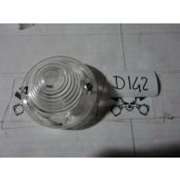 D142 - 0203300 PLASTICA BIANCO ANTERIORE FRECCIA CITROEN 2CV MEHARI