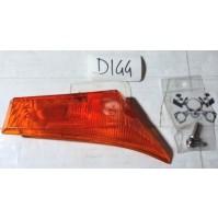 D144 - 4104100 PLASTICA ARANCIONE ANTERIORE FRECCIA CITROEN DYANE