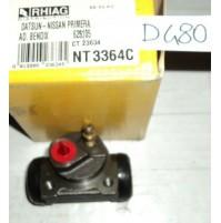 D480 - RHIAG NT3364C 625105 - CILINDRETTO FRENI - NISSAN PRIMERA