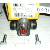 D497 - RHIAG NT3542 -  - CILINDRETTO FRENI - OPEL KADETT  E 1.2
