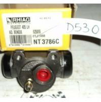 D530 - RHIAG NT3786C - 625055 - CILINDRETTO FRENI - PEUGEOT 405 LH