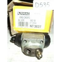 D535 - RHIAG NT3837 - BWD189 - CILINDRETTO FRENI - HONDA CONCERTO