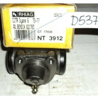D537 - RHIAG NT3912 - 621793 - CILINDRETTO FRENI - CITROEN DYANE 6 - 70 77