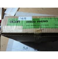 D639 - DISCO FRENO POSTERIORE OPEL OMEGA