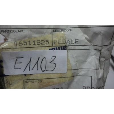 E1103 -- 46511825 PEDALE ORIGINALE FIAT-0