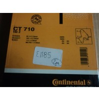 E1185 - CINGHIA DISTRIBUZIONE - CT710 - 143 DENTI - CITROEN AX PEUGEOT 106 114